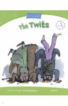 The Twits, Pearson, Художественная литература для детей на англ.яз.  - купить со скидкой