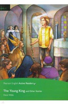 Купить The Young King and other Stories (+CD), Pearson, Художественная литература для детей на англ.яз.