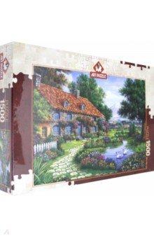 Купить Пазл-1500 Сад с лебедями (4551), Art Puzzle, Пазлы (1500 элементов)