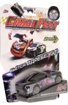 Купить CrashFest Ghost Racer машинка 2 в 1 инерционная (Т17090-20), 1TOY, Машины-игрушки