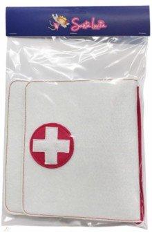 Купить Набор медицинский (сумка, шапочка) (3042), СантаЛючия, Играем в профессии