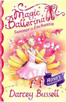 Купить Summer in Enchantia, Harper Collins UK, Художественная литература для детей на англ.яз.