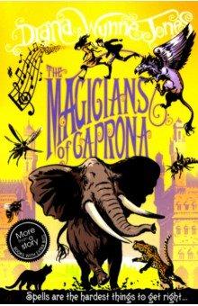 Купить The Magicians of Caprona, Harper Collins UK, Художественная литература для детей на англ.яз.