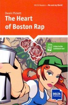 Купить The Heart of Boston Rap, Delta Publishing, Художественная литература для детей на англ.яз.