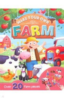 Купить Make Your Own: Farm, Igloo Books, Первые книги малыша на английском языке