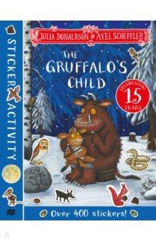 Купить The Gruffalo's Child Sticker Book, Mac Children Books, Книги для детского досуга на английском языке