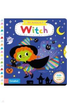 Купить My Magical Witch, Mac Children Books, Первые книги малыша на английском языке