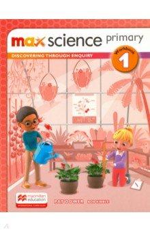 Max Science primary Grade 1. Workbook