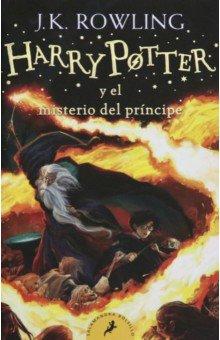 Купить Harry Potter y el misterio del principe, Celesa, Литература на других языках для детей