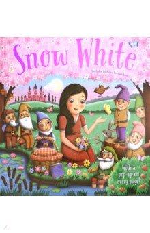 Купить Snow White, Igloo Books, Первые книги малыша на английском языке