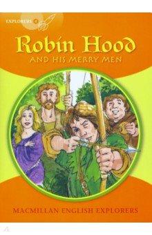 Купить Robin Hood and His Merry Men, Macmillan, Художественная литература для детей на англ.яз.