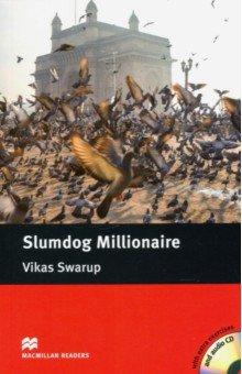 Купить Slumdog Millionaire (+CD), Macmillan, Художественная литература для детей на англ.яз.
