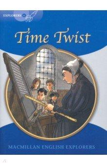 Купить Time Twist Reader, Macmillan, Художественная литература для детей на англ.яз.