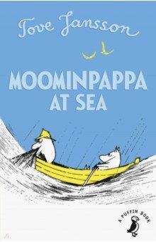 Купить Moominpappa at Sea, Puffin, Художественная литература для детей на англ.яз.