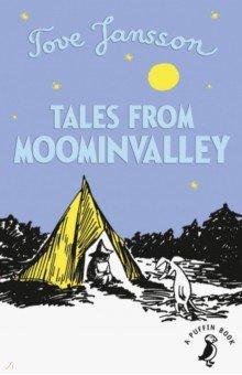 Купить Tales from Moominvalley, Puffin, Художественная литература для детей на англ.яз.