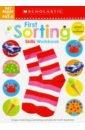 preschool skills Get Ready for Pre-K Skills Workbook. First Sorting