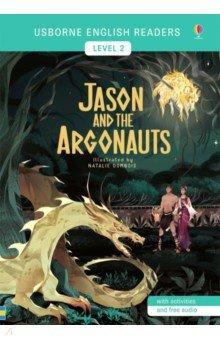 Купить Jason and the Argonauts, Usborne, Художественная литература для детей на англ.яз.