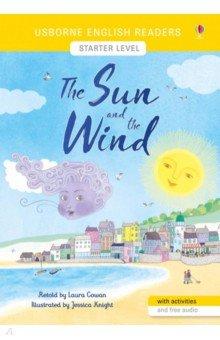 Купить The Sun and the Wind, Usborne, Художественная литература для детей на англ.яз.