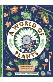 A World of Plants, Walker Books, Художественная литература для детей на англ.яз.  - купить со скидкой