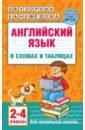 Английский язык в схемах и таблицах. 2-4 классы, Узорова Ольга Васильевна
