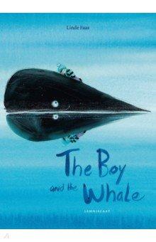 Купить The Boy and the Whale, Thames&Hudson, Первые книги малыша на английском языке