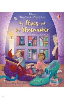 Купить The Elves and the Shoemaker, Usborne, Художественная литература для детей на англ.яз.