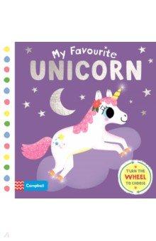 Купить My Favourite Unicorn, Mac Children Books, Первые книги малыша на английском языке