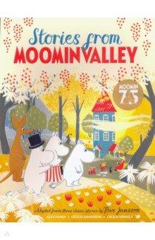 Купить Stories from Moominvalley, Mac Children Books, Первые книги малыша на английском языке