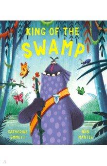 Купить King of the Swamp, Simon & Schuster UK, Первые книги малыша на английском языке