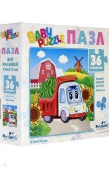 Baby Puzzle. Пазл-36. Грузовичок (05828)