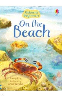 Купить On the Beach, Usborne, Первые книги малыша на английском языке