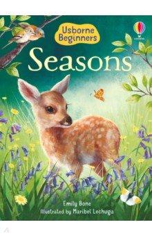 Купить Seasons, Usborne, Художественная литература для детей на англ.яз.