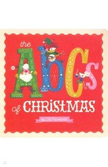 Купить The ABCs of Christmas, Hodder, Первые книги малыша на английском языке