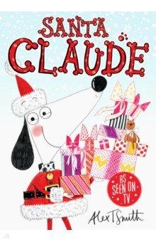 Купить Santa Claude, Hodder, Первые книги малыша на английском языке