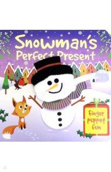 Купить Chilly Snowman, Igloo Books, Первые книги малыша на английском языке