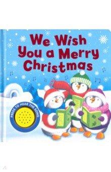 Купить We Wish You A Merry Christmas, Igloo Books, Первые книги малыша на английском языке