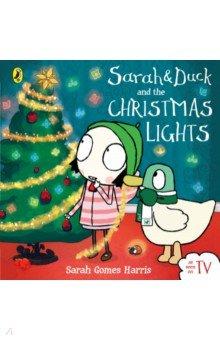Купить Sarah and Duck and the Christmas Lights, Puffin, Первые книги малыша на английском языке
