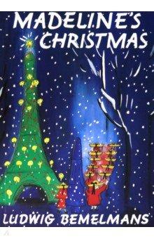 Купить Madeline's Christmas, Scholastic UK, Первые книги малыша на английском языке