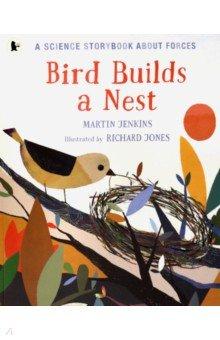 Купить Bird Builds a Nest, Walker Books, Первые книги малыша на английском языке