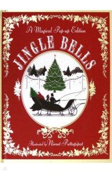 Купить Jingle Bells, Walker Books, Первые книги малыша на английском языке