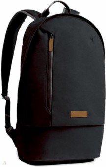 Купить Рюкзак 46х25, 5х14 см, 1 отделение, черный (51666), Феникс+, Рюкзаки школьные