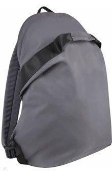 Купить Рюкзак 42х25, 5х14 см, 1 отделение, графитовый (51668), Феникс+, Рюкзаки школьные