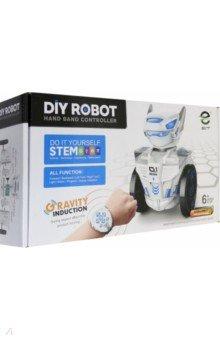 Купить Интерактивная игрушка Робот на колесах на дистанционном управлении (75417), Премьер-игрушка, Роботы и трансформеры