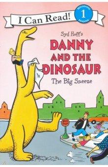 Купить Danny and the Dinosaur. The Big Sneeze (Level 1), Harper Collins USA, Художественная литература для детей на англ.яз.