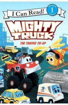 Купить Mighty Truck. The Traffic Tie-Up (Level 1), Harper Collins USA, Художественная литература для детей на англ.яз.