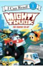 Обложка Mighty Truck. The Traffic Tie-Up (Level 1)