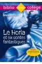 Обложка Horla et six contes fantastiques NEd