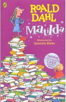 Купить Matilda, Puffin, Художественная литература для детей на англ.яз.