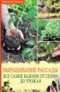 Обложка Выращивание рассады. Всё самое важное от семян до урожая