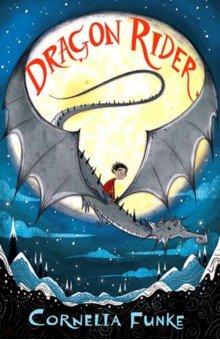 Купить Dragon Rider, Scholastic UK, Художественная литература для детей на англ.яз.